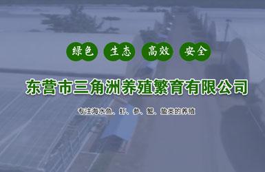 东营市三角洲养殖繁育有限公司